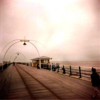 the Pier by Immortal-Mynx