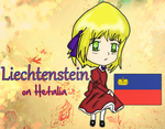 Chibi Liechtenstein by Emme-Gray