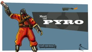 Meet the Pyro by Mad-marck