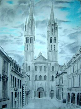 St. Etienne I by msilvestre
