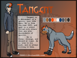 Tangent comic ref by Ocrienna
