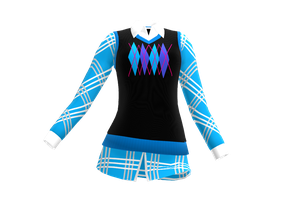 MMD Monster High Frankie's Shirt by Theshadowman97