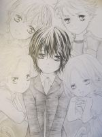 Vampire Knight Kids by ricochet997