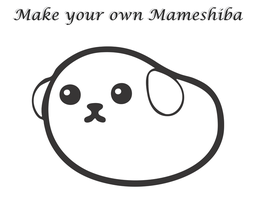 Make your own Mameshiba by uberchicken