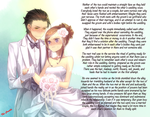 TG Caption: Wedding Plans by TG-Cradle