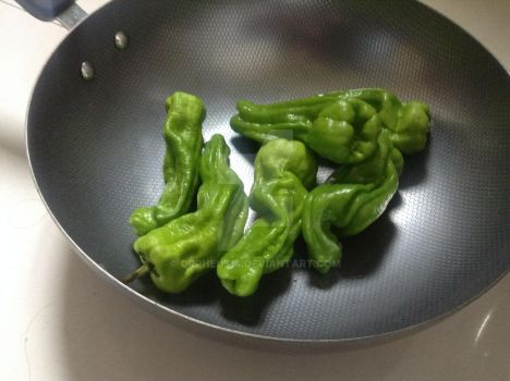 Perfect Peppers by orpheus14