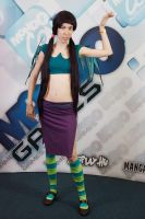 Hay Lin Cosplay by HoraCosplay