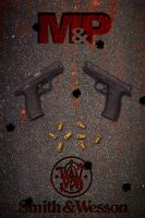 Smith and Wesson iphone wallpaper by BradleyBlazed