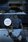 Mass Effect Aftermath - Page 176 by Nightfable