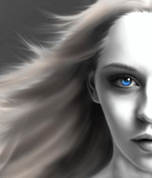 .:Blue Eye:. by Amabyllis