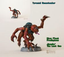 Tyranid Genestealer by Jimdoa