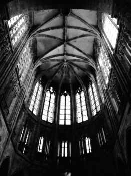 Cathedral by JustineCamps