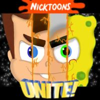 Nicktoons Unite by Nicktoonacle