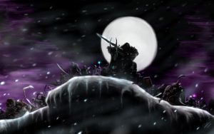 Return of the Lich King by Khazaad