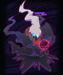 Darkrai by Dipschtick