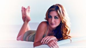 Sasha Alexander Wallpaper II by Dave-Daring