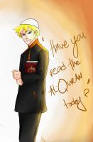 Naruto : Read The Quran everyday! by Fishhanna