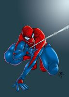 spidey by fooray by tony058