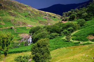 How green is my valley by Cantabrigian