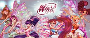 Winx Club Sirenix CGI Group! by AlexaSpears1333