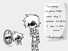 Allergic to Failures by cashewlol