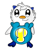 Oshawott Cute by Shadow-Pikachu6