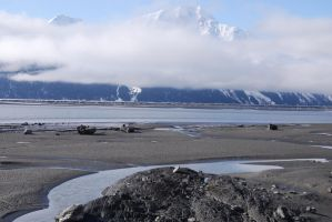 Alaska Beach 1 by prints-of-stock