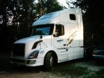 Uncle's Big Rig - Side View by lycianzer