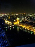 London at night by Saliona93