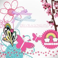 Decoraciones PNG by NattiiEditions