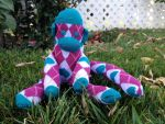 Ann the Sock Monkey by DianaArtimis