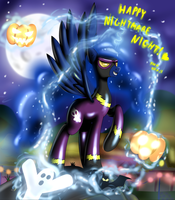 Happy Nightmare Night by Ziemniax