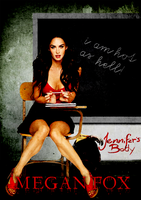 Megan Fox: Jennifer's Body by Mij-creation