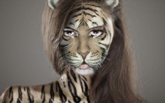Glamour Grrrrl by thechrisanderson
