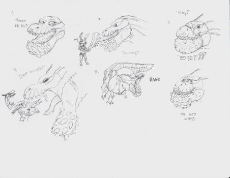 The Expressive Jho by r-heinart