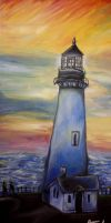 Lighthouse by andytaylor756
