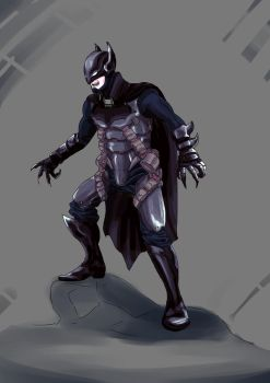 batman new suit (? by mtrok