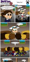 Safety Cow by DairyBoyComics
