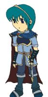 Marth Pixel Doll by WeebleClock