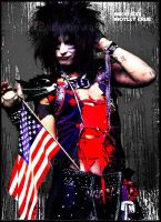 Wavin' Flag by SixxBaby