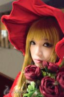 Rozen Maiden - Shinku by InverseLina