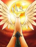 Under the Judgment of the Radiant Sun by Conicer