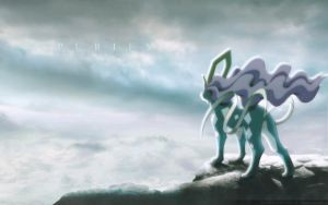Suicune's Overlook by HorseTropolis