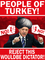 Reject Erdogan by Party9999999