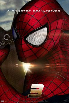The Amazing Spider-Man 3 Teaser Poster #3 by Enoch16