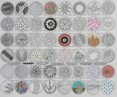 100+ patterns by Lou-in-Canada