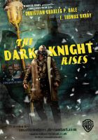Dark Knight Rises Noir poster by smalltownhero