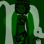 spritestuck kanaya/for lack of a better name/ by evillovebunny500