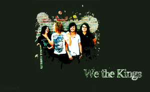 We the Kings Desktop by muzique
