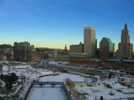 Providence in the Snow by Paradise413
